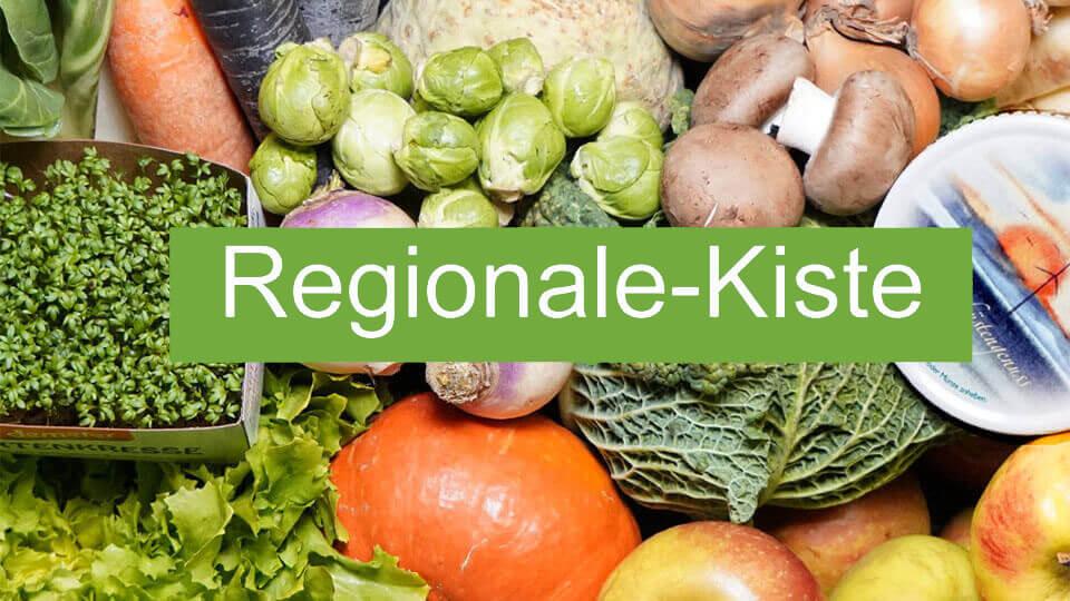 Regionale Kiste Ökokiste Allgäu